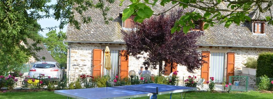 Gîte à Saint-Rouffy dans le Cantal