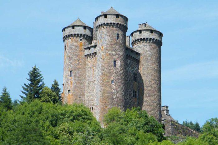 Château à tournemire