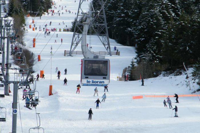 Le Lioran Ski